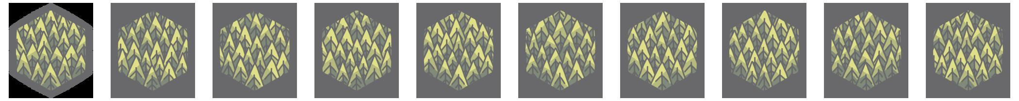 10 dense forest tiles